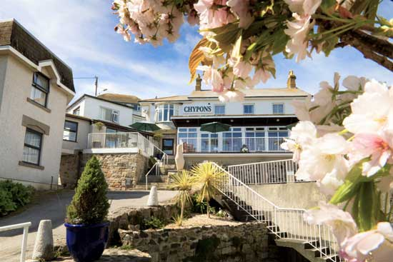 Chypons Residential Home, Newlyn, Penzance, Cornwall